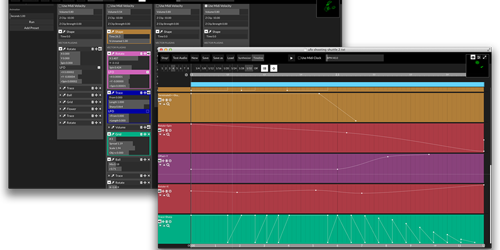 OsciStudio screenshot